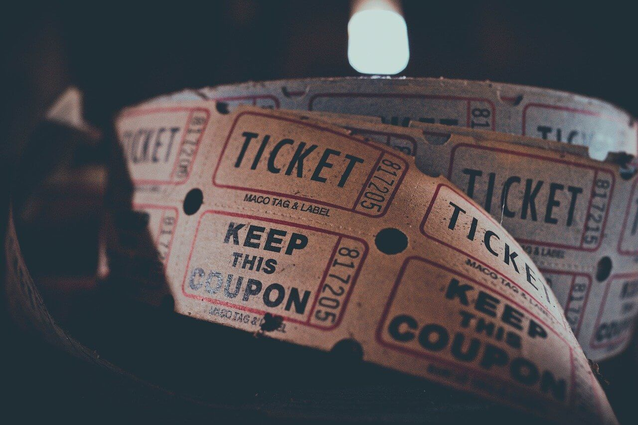 Tickets make great gifts for minimalists